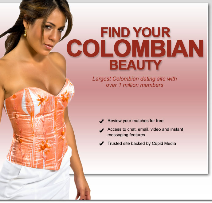 Colombian Women and Brides!